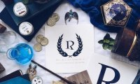 Ravenclaw Tower in Winter