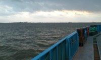 Hafentöne eines Großhafens