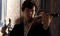 Sherlock at 221B Baker Street