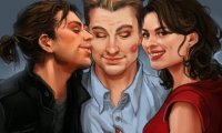 At Home with Peggy, Steve & Bucky