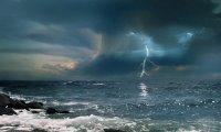 Ocean Thunderstorm