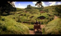The Shire (from the Hobbit/Lord of the Rings)
