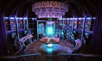 Ambient noises of the TARDIS