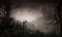 Tristram, the haunted remnants of Diablo