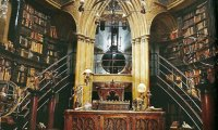 Professor Remus Lupin's Office