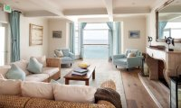 Beach House Open Window