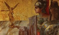 Studying with the Goddess Athena