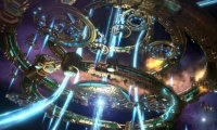 The Great Clock from Ratchet and Clank Future: A Crack in Time