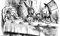 The Mad Restaurant, Chapelier, Alice's Curious World theme park