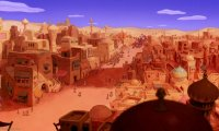 The Streets of Agrabah