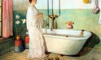 noonday bath