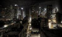 Vampire the Masquerade: Lively City Night