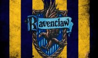 relaxing in a ravenclaw's favorite environment
