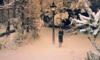 A walk in a Narnian winter