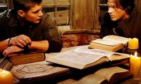 A night of research for the Winchesters