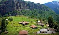 A small farming village