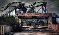 A creepy ride through the unknown