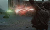 The final battle of hogwarts...
