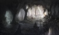 A night in a Wyvern's cave