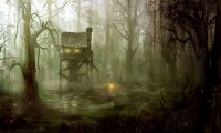 D&D Swamp (scary)