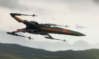 X-Wing Flight on Patrol