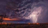 Night storm inspiration