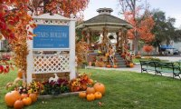 A Fall Day in Stars Hollow