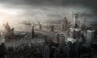 Dystopian City/Trash Planet