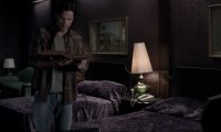 napping in a hotel with sam and dean