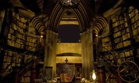 Dumbledore's office after class