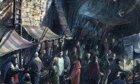 RPG Fantasy Medieval Town/City