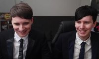 A normal day relaxing/browsing with Dan and Phil