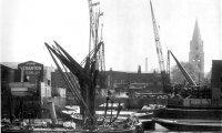 Victorian London Dockyard