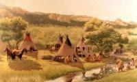 Native American Camp
