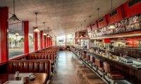 A 60's diner