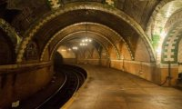 a hideout beneath london