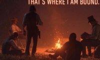 Red Dead Redemption 2 - Horseshoe Overlook (Storm)