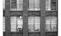 Open Window on a city street