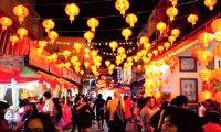 Japanese Festival Outside