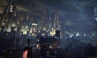 Walking in Gotham