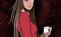 Playing cards with yumiko
