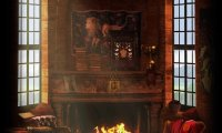 My Gryffondor Common Room