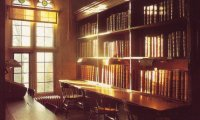 Studying In The Ravenclaw Common Room