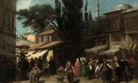 Arabic Market Square