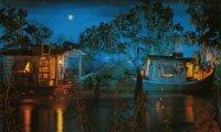 Night in the Bayou
