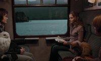 On the Hogwarts Express, September 1st, 11:08am
