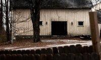 You enter the Barn