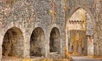 Vibrant Medieval City