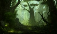 Feywild ambience D&D