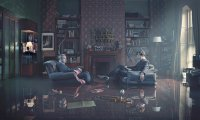 A relaxing night at home in 221B